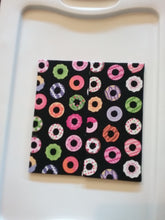 Donuts Wonder Wallets & Server Books