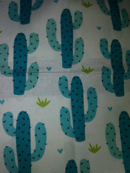 Blue Cacti Wonder Wallets & Server Books