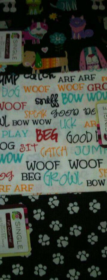Dog Words Wonder Wallets & Server Books