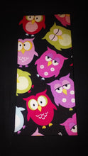 Sleepy Owls Wonder Wallets & Server Books