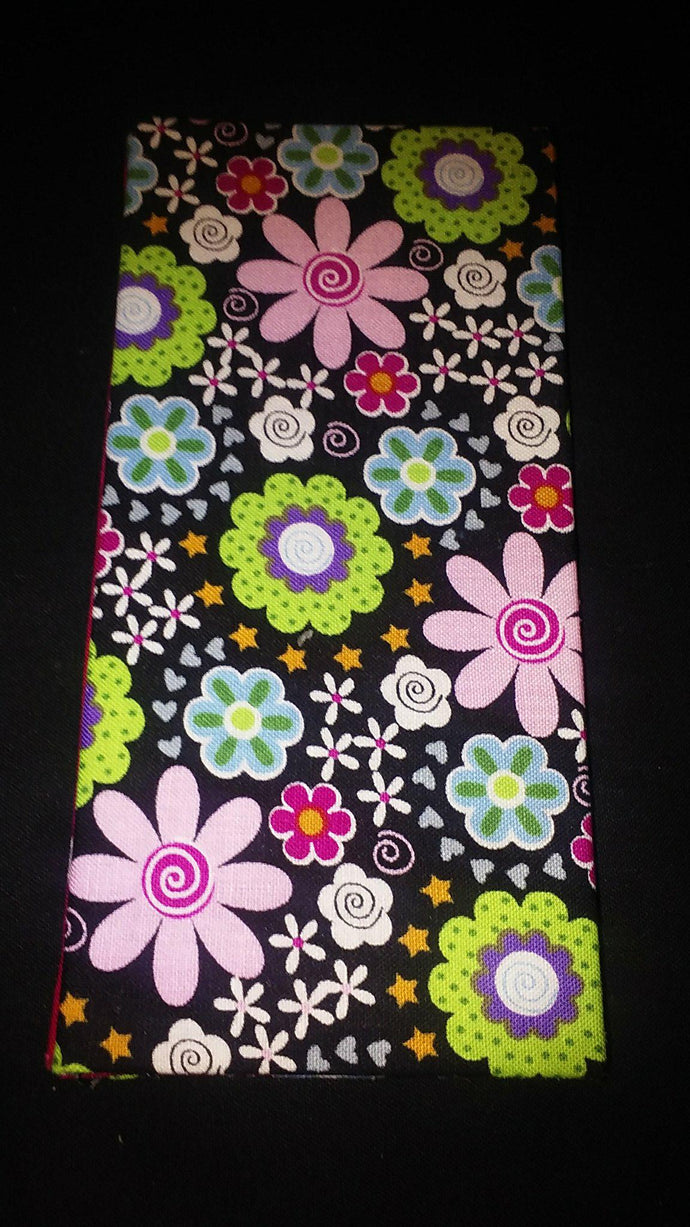 Spring Flowers (Easter) Wonder Wallets & Server Books