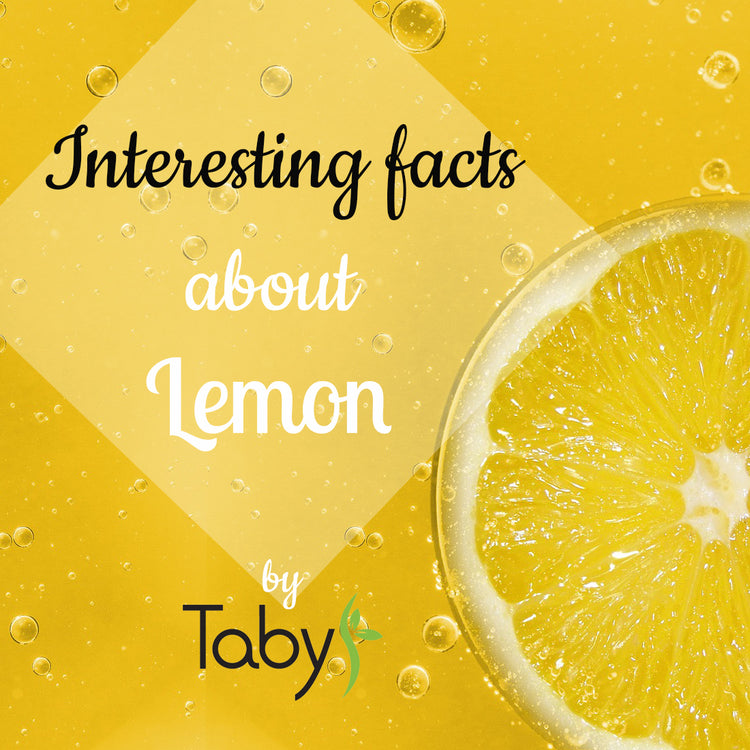 Interesting facts about Lemon