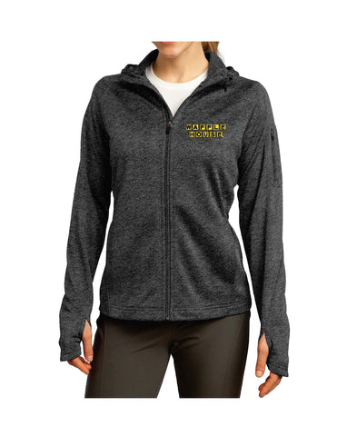 Ladies Tech Fleece Jacket
