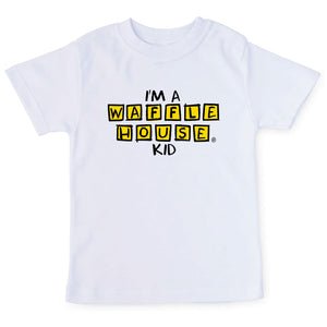 Toddler 100% Cotton T-Shirt