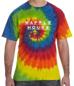 Tie-Dye T-Shirt, 100% Cotton