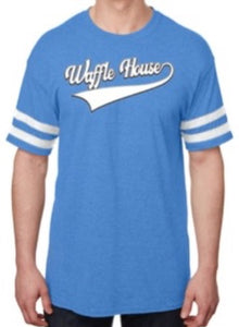 Waffle House Swoop Tail Full Front with WH 55 on the back