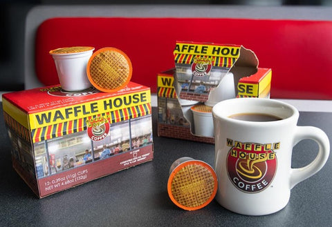 Waffle House Coffee Single Cup Coffee Pods