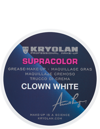 Clown White face paint, 30gm