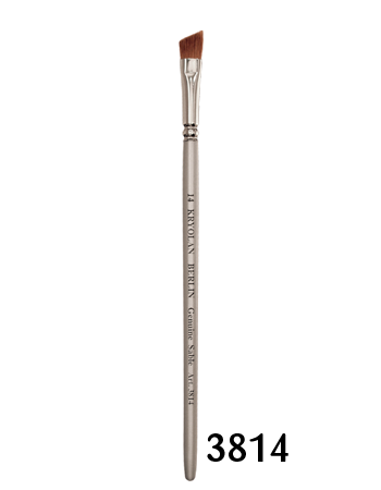 Kryolan Professional Angled Brushes