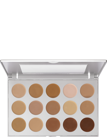 Kryolan HD Micro Foundation Cream 15 Palette