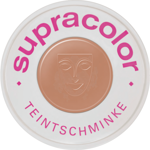 A compact of Supracolor for Foundation, Highlighting, Contour and Facepaint.