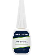tooth enamel paint in white