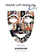 Kryolan Make-up Manual