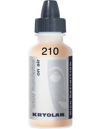 Airbrush HD Foundation in shade 210