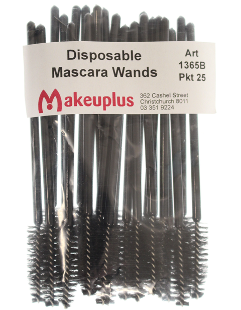 Makeuplus Disposable Mascara Wands