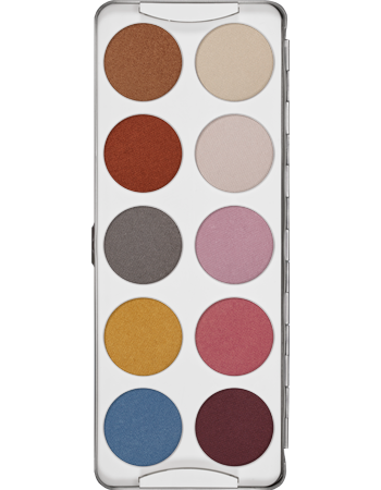 Kryolan Custom Eye Shadow Colour Palette