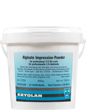 Kryolan Alginate DE 450g