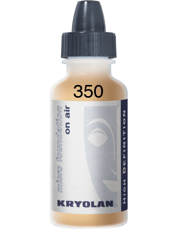 Airbrush HD Foundation in shade 350