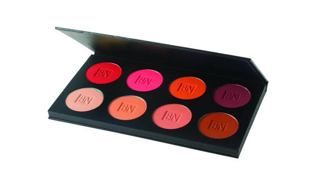Ben Nye Theatrical Dry Rouge 8 Palette