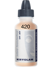 Airbrush HD Foundation in shade 420
