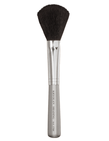 Kryolan Short Handled Shading Brush