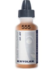 Airbrush HD Foundation in shade 555