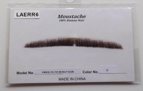 Human Hair Errol Flynn Mo Brown/6