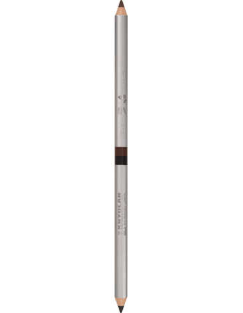 Kryolan Black/Brown Twin Pencil
