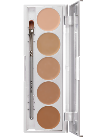 Kryolan HD Micro Foundation Cache - 5 colours