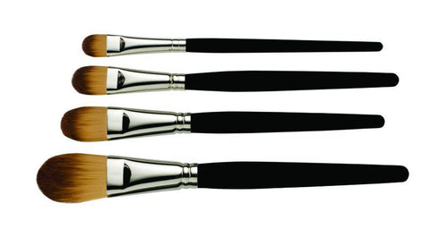 Ben Nye Foundation and Concealer Brushes
