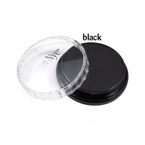 Ben Nye Creme Colors for Face and Body Painting in Black
