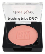 Ben Nye Dry Rouge and Contour in Blushing Bride