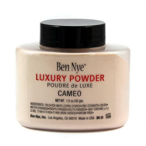 Ben Nye Luxury Powder Cameo