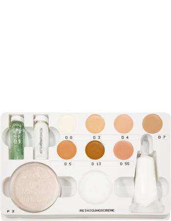 Dermacolour Tester Kit
