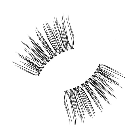 Black Flirt Half Lashes