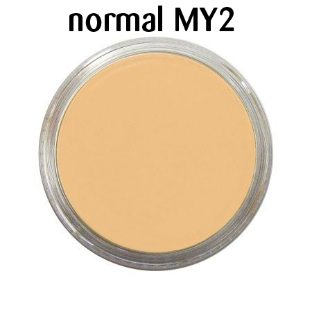Mellow Yellow concealer in the shade Normal