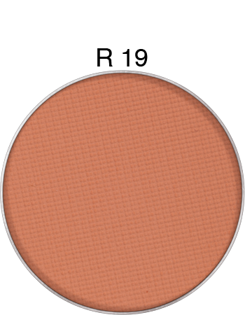 Kryolan powder blusher refill for palette and compact in R19