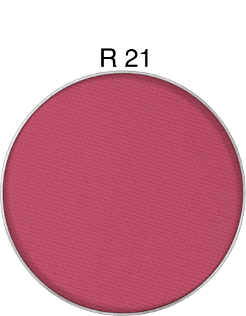 Kryolan powder blusher refill for palette and compact in  R21