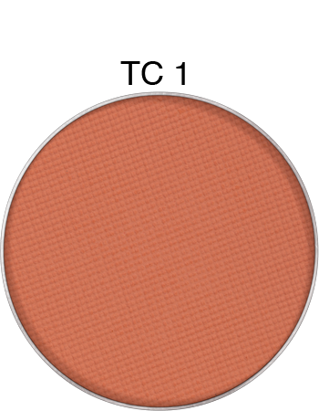 Kryolan powder blusher refill for palette and compact in TC1
