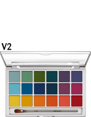 Kryolan Eye Shadow Variety 18 Palette