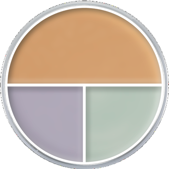 Kryolan Ultra Foundation Wheels