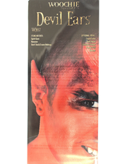 Devil ears pointed ears prosthetic appliance