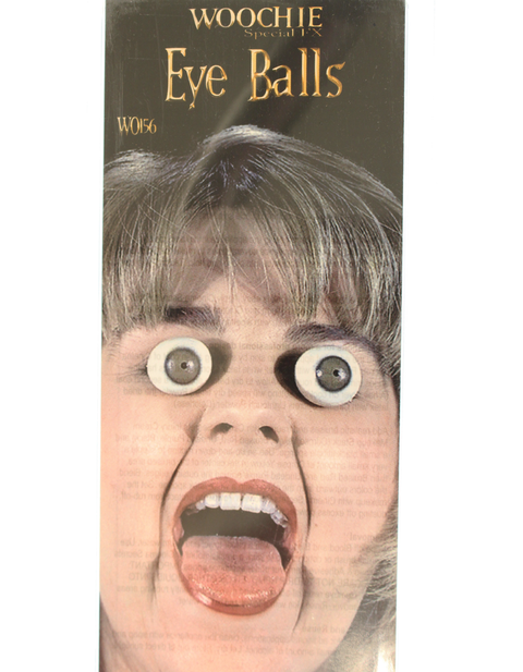 Eye Balls Halloween prosthetic
