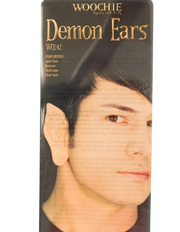 Demon ears pointy ears SFX prosthetic