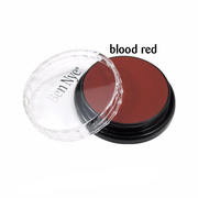 Ben Nye Creme Colors for Face and Body Painting in Blood Red