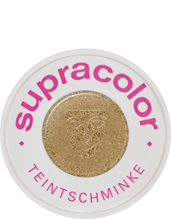 Supracolour metallic face and body paint compact