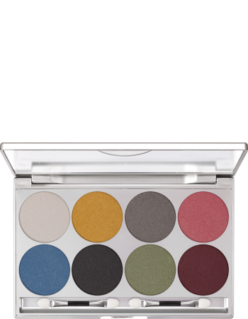 Kryolan Eye Shadow 8 Colour Palette