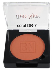 Ben Nye Dry Rouge and Contour in Coral