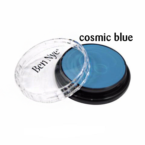 Ben Nye Creme Colors for Face and Body Painting in Cosmic Blue