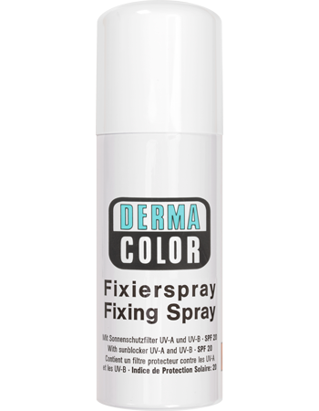 Dermacolour Aerosol Fixier Spray